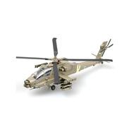 (成品)美國阿帕契直升機 AH-64A 直升機模型 1/72 37027