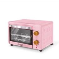 [全新現貨]拉拉熊 電烤箱 蜜糖粉烤箱