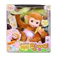 逢甲 爆米花 全新 特價 現貨 代理版 伯寶行 代理 MIMI WORLD Baby Pet 我的寶貝小猴子