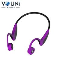 Vouni หูฟังบลูทูธ Z8 bone conduction Bluetooth headset wireless sports Bluetooth 50 stereo