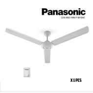 "PANASONIC 60"" Ceiling Fan Regulator 150cm M15A0 White Black Gold"