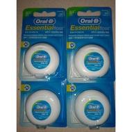 oral B現貨歐樂B 薄荷微蠟牙線 50M Oral-B. 一次4顆售 買多就送(可私)