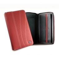 Lexus 精品 極藝尊榮護照包(皮夾/名片夾/皮包/手拿包)/護照包/lexus/LEXUS