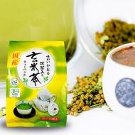 日本藤二玄米綠茶茶包240g