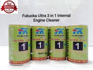 FUKUOKA ULTRA 3 IN 1 INTERNAL ENGINE CLEANER / ENGINE FLUSH