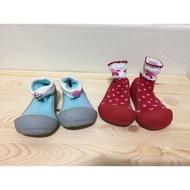 Attipas襪型學步鞋12.5公分