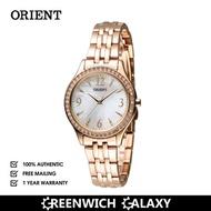 Orient Classic Small Quartz Watch (QC10001W)