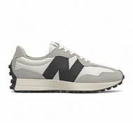 NEW BALANCE NB327 復古運動鞋 休閒鞋 麂皮 大N 灰白黑 男女尺寸都有【MS327FE】