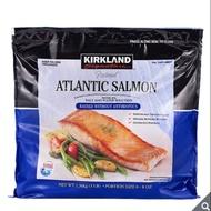 Costco代購   Kirkland Signature 科克蘭 冷凍鮭魚排 1.36公斤