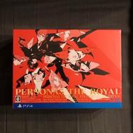 PS4 PERSONA 5 THE ROYAL 女神異聞錄 5 皇家版 純日限定版 全新品