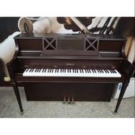 原木色二手鋼琴小鋼琴台北新北桃園新竹中古鋼琴YAMAHA山葉 M2R