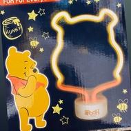 迪士尼維尼/小熊維尼/迪士尼/維尼夜燈/夜燈