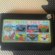 Fc卡匣 1997 super 7合1