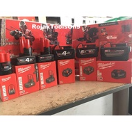 Milwaukee M12/M18 Battery & Charger