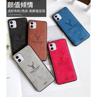 Iphone Mat Deer Pattern 12 Mini Apple 12 Protective Cover 12 Pro Case
