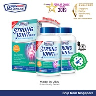 2 boxes US Clinicals Strong Joint 80 capsules *Joint Care, Plant Glucosamine Chondroitin, Collagen Type 2, Sakit Sendi, Gout, Arthritis*