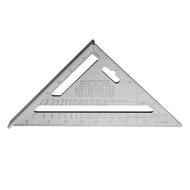 💡🔨7寸鋁合金三角尺量尺器木工三角尺角度尺