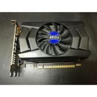微星GTX-750顯示卡 (N750-1GD5/OCV1 1GB DDR5) 二手