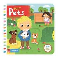 Bestseller !!  Busy Pets (Busy Books) -- Board book