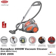 EUROPACE EVC 2006 2000W VACUUM CLEANER