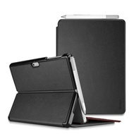Procase Protective Case for Surface Go 2 / Surface Go ,with Built-in Pen Holder, Compatible with Surface Type Cover