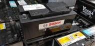 (桃園中古電池) BOSCH 60044 DIN100 歐規100AH 汽車電池 數值漂亮,品項優 歐系車專用