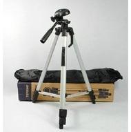 【保固一年】高規 輕量 全鋁 TRIPOD 330A 三腳架 5.5吋 以內 4段伸縮/U型/相機/微單/自拍架/腳架