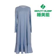 睡美能逆齡修護光子科技舒眠睡衣