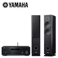 【YAMAHA 山葉】網路Hi-Fi二聲道音響組合(R-N303+NS-F160)