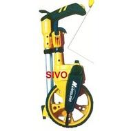 ☆SIVO電子商城☆TOP-TM-06三折式 6英吋測距輪(附煞車)雙歸零功能(缺) ~含稅價~
