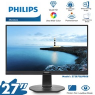 飛利浦 - 27 吋 272B7QUPBEB 16:9 2K 2560 x 1440 QHD LED IPS Monitor with USB-C Docking