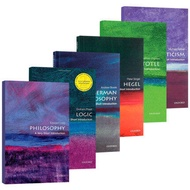 [6Pcs A Very Short Introduction Science Books,6Pcs A Very Short Introduction Science Books,]