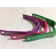 Garmin vivofit 第一代錶帶(無錶扣無錶扣環)綠/桃紅/紫色S號ㄧ條200元