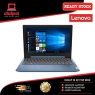 Lenovo IdeaPad 1 11IGL05 81VT003RMJ 11.6'' Laptop Ice Blue ( Celeron N4020, 4GB, 256GB SSD, Intel, W10 )