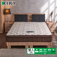 【KIKY】海藻纖維高回彈獨立筒床墊(雙人5尺)