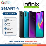 INFINIX SMART 4 2/32 GB GARANSI RESMI 1 TAHUN