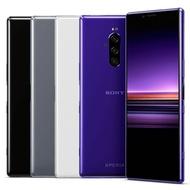 SONY Xperia 1 (6G/128G) 6.5吋 單眼等級3+1鏡頭手機【認證福利品】暮霞紫