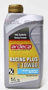 ARDECA RACING PLUS 10W60 全合成機油