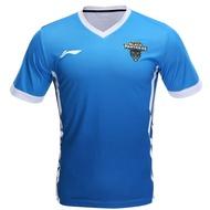 Li-Ning Men's STL Penang Black Panther 2020 Home Jersey - Blue ATSQ471-1