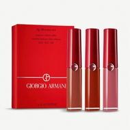 Giorgio Armani GA絲絨唇萃組合 #200#405#501