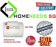 Rheem EH-75M Storage Heater   Authorized Dealer   75 L   Free Delivery