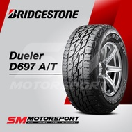 Tires Bridgestone Dueler D697 AT 205/70 R15 15 RBT 96S