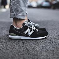 NEW BALANCE 996 MRL996BL NB 黑銀 黑白 全黑 麂皮 經典 復古 慢跑鞋  男女鞋