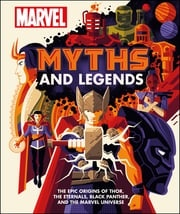 Marvel Myths and Legends James Hill