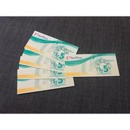 NTUC Fair Price Vouchers