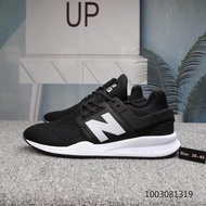 New Balance_247 NB247 Running shoes/Casual shoes(Black)