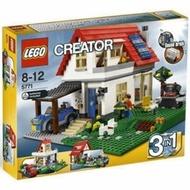 樂高 LEGO 5771 CREATOR 創意系列 山丘別墅