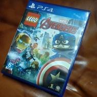 PS4 樂高 復仇者聯盟 中文版