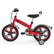 【領券滿額折120】【淘氣寶寶】英國 Mini Cooper 城市型兒童自行車/腳踏車14吋-辣椒紅