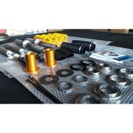 野人國際 / 特價商品 OHLINS BMS MP00 BMW F30/F31/F36 汽車避震器